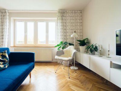 レンタル家具でそろえた部屋