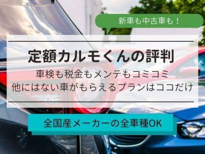 定額カルモくんの評判トップ画像