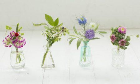 ライトコースのお花