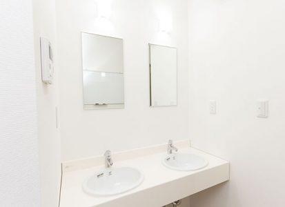 共用部の洗面所